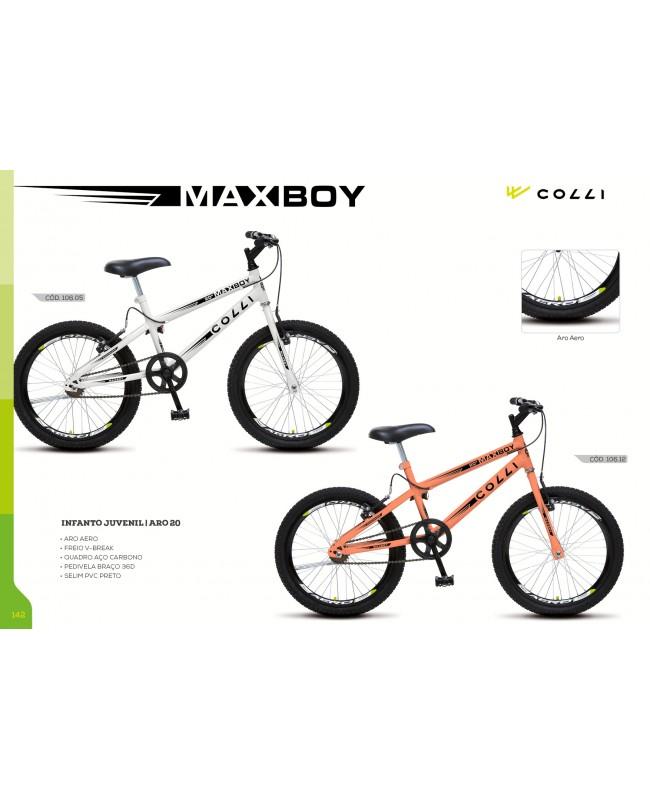 BIC. COLLI MAX BOY A.20