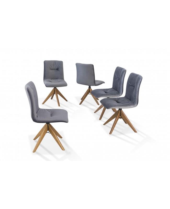 Conj.Mesa Montana 5 cadeiras