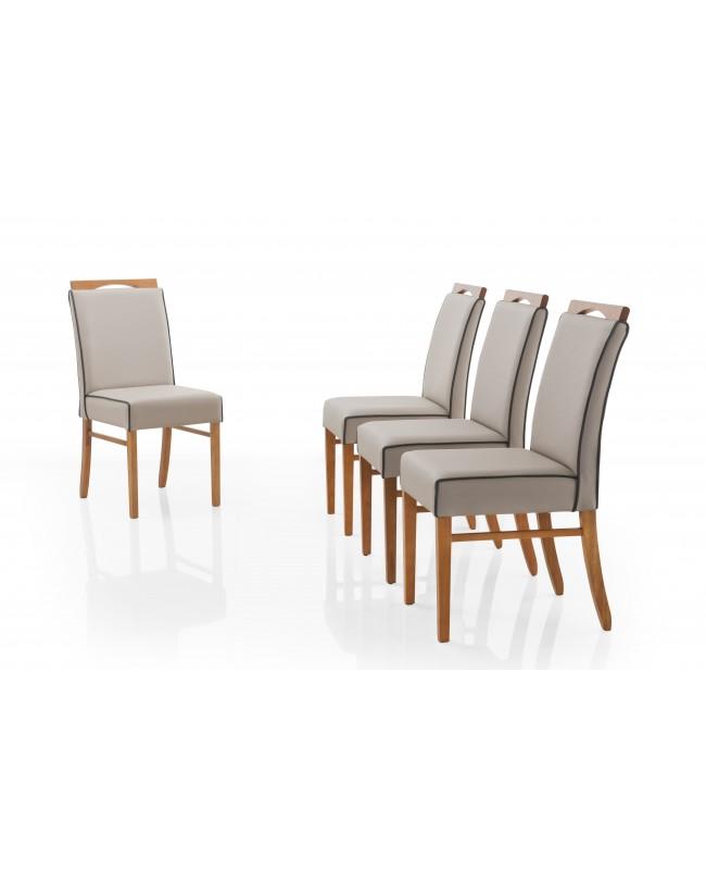 Conj. Mesa Marranelo  4 cadeiras
