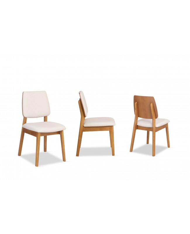 Conj.Mesa Xangai  6 Cadeiras